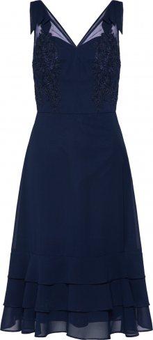 Chi Chi London Šaty \'Alorah\' tmavě modrá