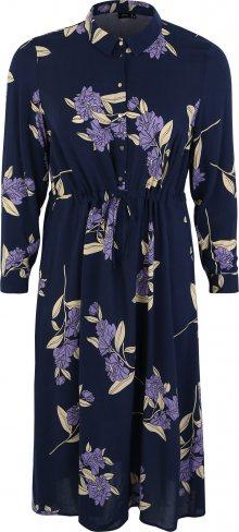 Zizzi Košilové šaty \'VVEGA\' modrá