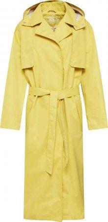 SCOTCH & SODA Přechodný kabát pastelově žlutá