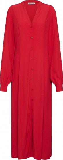 EDITED Košilové šaty \'Leonetta\' červená