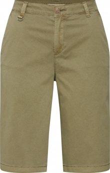 ESPRIT Chino kalhoty khaki