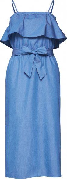 EDITED Šaty \'Raya\' modrá