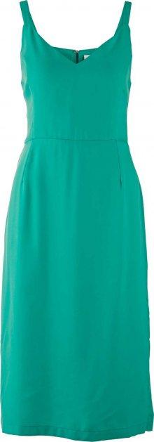 Heine Letní šaty smaragdová