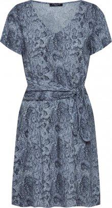 Sublevel Letní šaty kouřově modrá