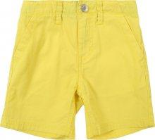 ESPRIT Kalhoty žlutá