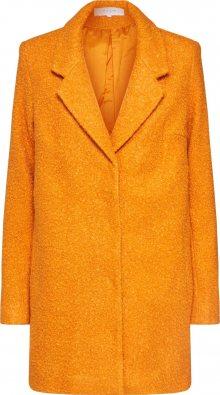 VILA Přechodný kabát jasně oranžová