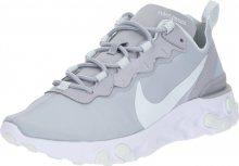 Nike Sportswear Tenisky \'React 55\' světle šedá / bílá