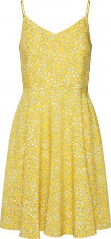 GAP Šaty \'CAMI\' žlutá