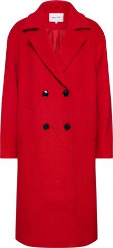 ABOUT YOU Přechodný kabát \'Candy\' červená