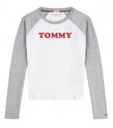 Dámské tričko Tommy Hilfiger UW0UW01906 | bílá | S