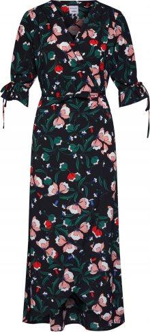 MICHALSKY FOR ABOUT YOU Letní šaty \'Malin dress\' mix barev / černá