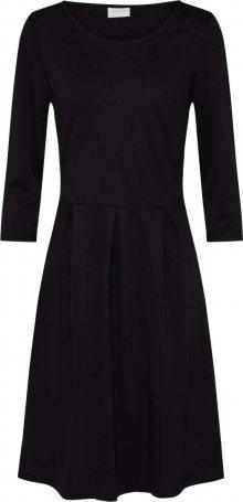 VILA Šaty černá