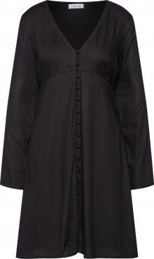 EDITED Šaty \'Leonore\' černá