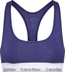 Calvin Klein Underwear Podprsenka fialová