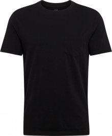 GAP Tričko černá