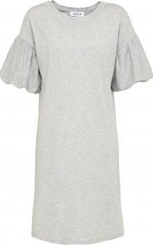 EDITED Šaty \'Bonnie\' šedý melír
