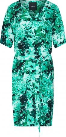 OBJECT Šaty \'SANA JOLIA\' zelená