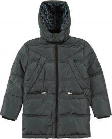 ESPRIT Zimní bunda antracitová
