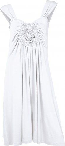 Heine Letní šaty bílá