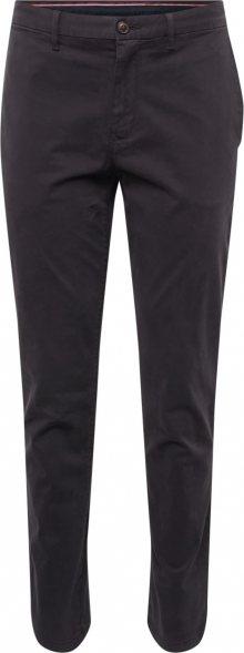 TOMMY HILFIGER Chino kalhoty černá