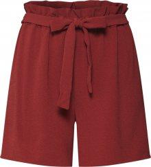 ONLY Kalhoty \'TURNER\' ohnivá červená