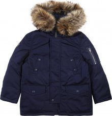 POLO RALPH LAUREN Zimní bunda námořnická modř