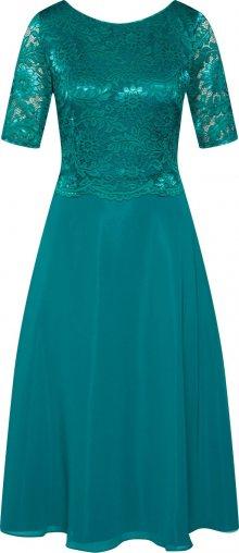 Vera Mont Koktejlové šaty zelená