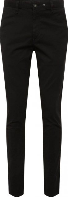 Rag & Bone Chino kalhoty \'Classic\' černá