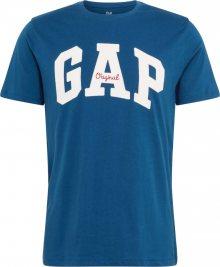 GAP Tričko \'ORIG ARCH T\' modrá