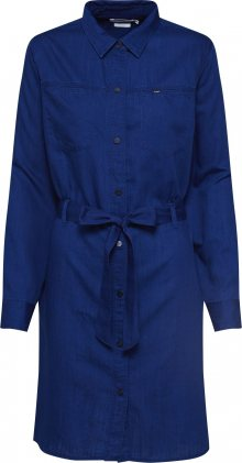 Lee Košilové šaty modrá