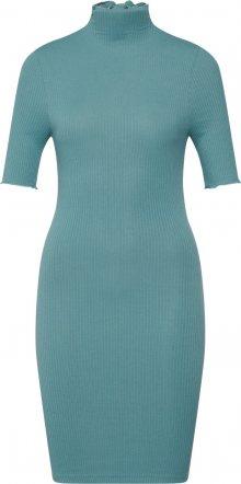 Pop Copenhagen Úpletové šaty \'Lettuce\' mátová