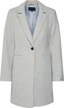 Banana Republic Přechodný kabát \'MELTON TOP COAT\' světle šedá