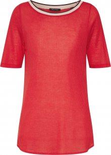 Marc O\'Polo Tričko červená / bílá