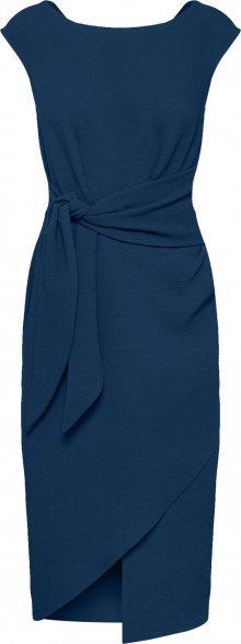 Closet London Pouzdrové šaty modrá