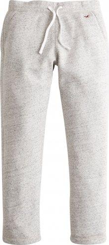 HOLLISTER Kalhoty světle šedá