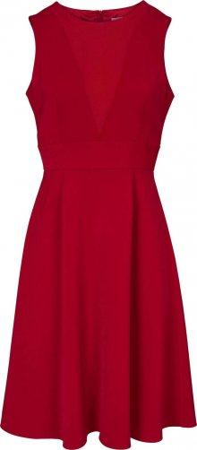 heine Šaty červená