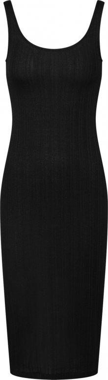 EDITED Šaty \'Shenay\' černá