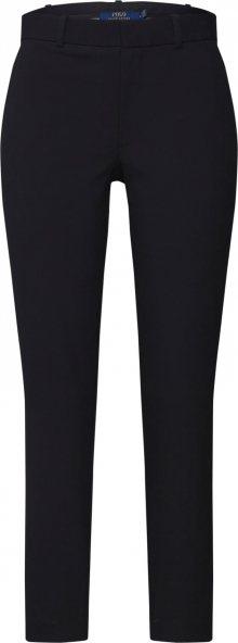 POLO RALPH LAUREN Chino kalhoty \'N MDSN CH-SKINNY-STRAIGHT-PANT\' černá