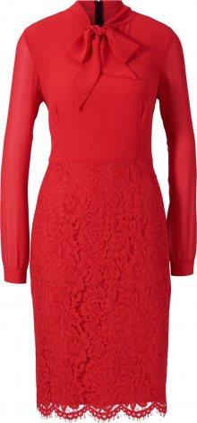 heine Košilové šaty červená