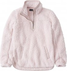 Abercrombie & Fitch Svetr \'SHERPA\' pink