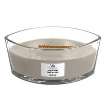 WoodWick Vonná svíčka loď Sacred Smoke 453,6 g