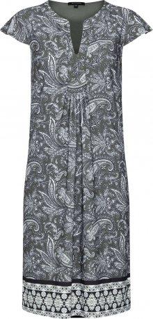 MORE & MORE Šaty šedá / mix barev