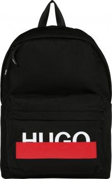 HUGO Batoh \'Roteliebe Backpack\' černá