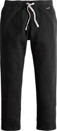 HOLLISTER Kalhoty černá