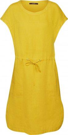 LAUREL Šaty \'11045\' žlutá