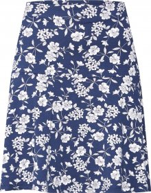 ESPRIT Sukně \'EOS Skirt\' námořnická modř / bílá