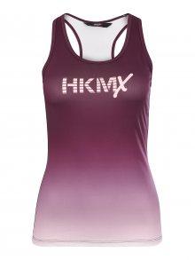HKMX Sportovní top \'Tank Top Tight Fit FF\' fialová