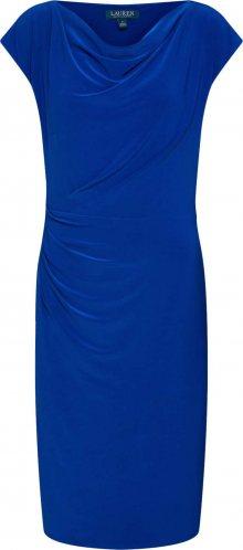 Lauren Ralph Lauren Koktejlové šaty \'THEONA\' modrá