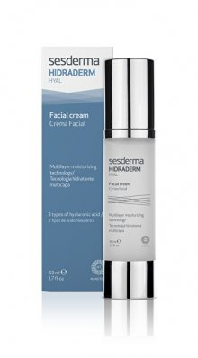 Sesderma Hydratační krém proti příznakům stárnutí Hidraderm (Facial Cream) 50 ml