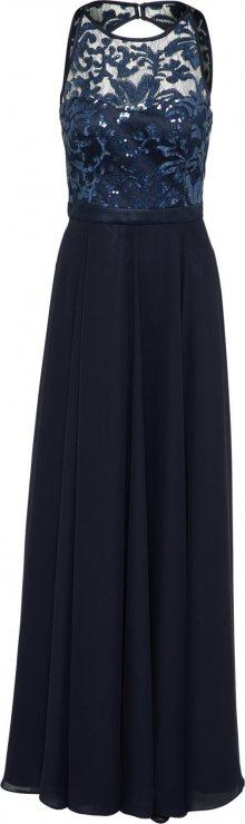 VM Vera Mont Společenské šaty tmavě modrá